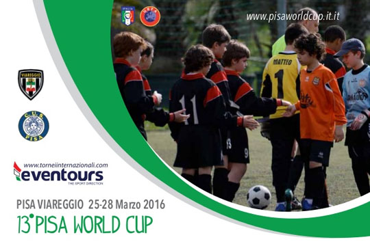 Catalogo pisa world cup 2016